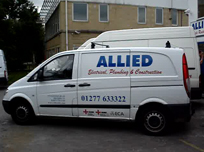 Allied Builders, Brentwood - Contact